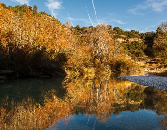 Rio Alcanadre, Huesca