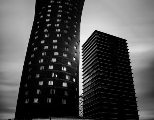 Porta Fira, Barcelona