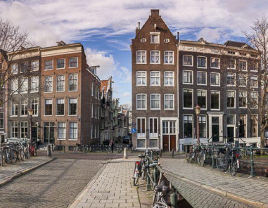 Panoramica Amsterdam